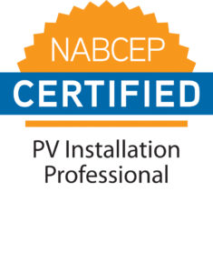 Certification Seal NABCEP