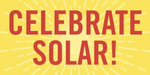 1st annual Celebrate Solar Tour