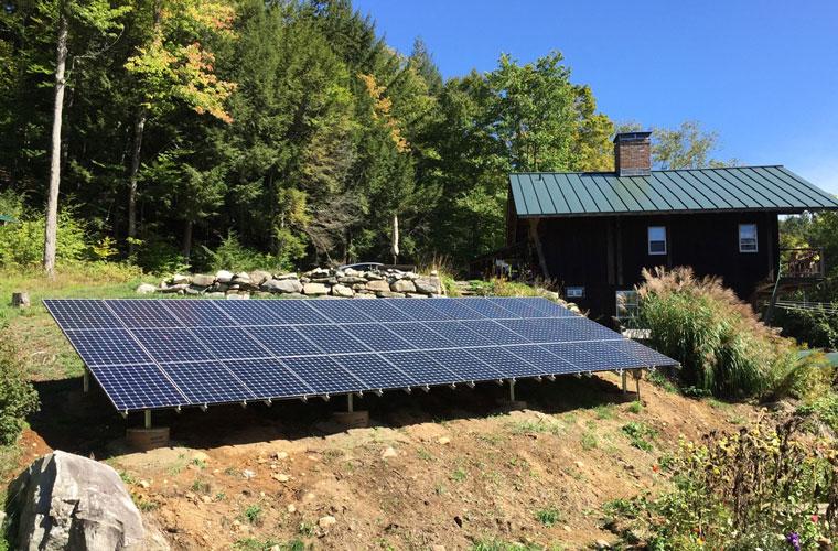 Mora Solar Installation