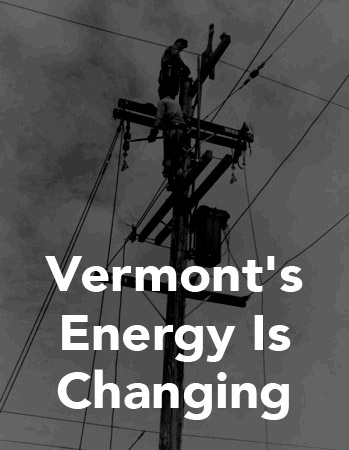 Vermont's Energy Is Changing