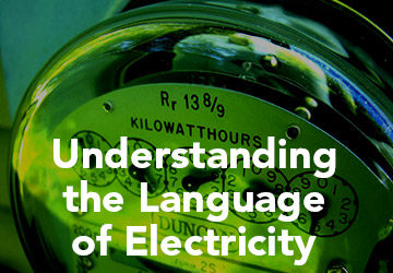 The Language of Electricity