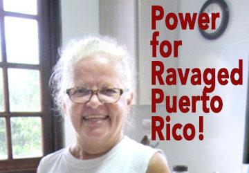 Portable Power for Puerto Rico