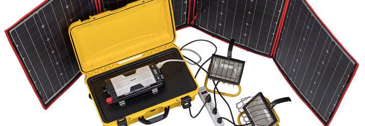 Big Genny Emergency Kit Grassroots Solar